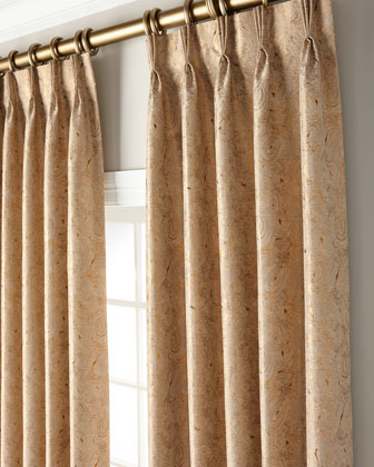 Rocky Curtain Panels