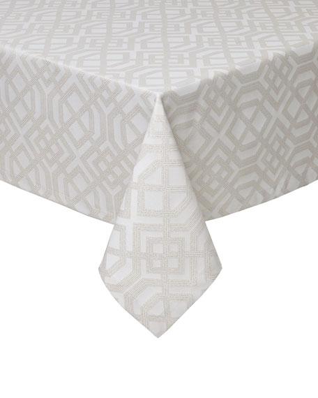 "Bristol Tablecloth, 66"" x 66"""