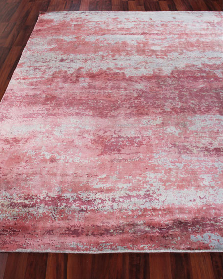 Timlin Hand-Knotted Rug, 12' x 15'