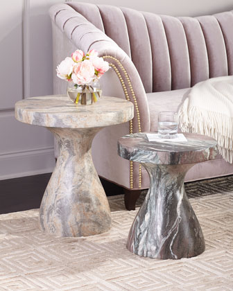 Serafina Small Accent Table  and Matching Items