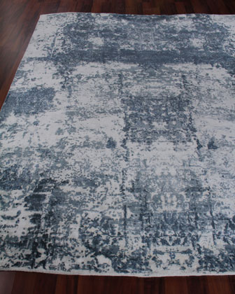 Keymen Hand-Loomed Rug  8' x 10'  and Matching Items