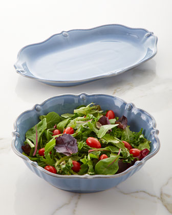 Berry & Thread Chambray 13 Bowl and Matching Items