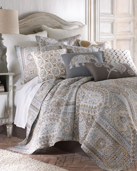 Casablanca King Quilt Set