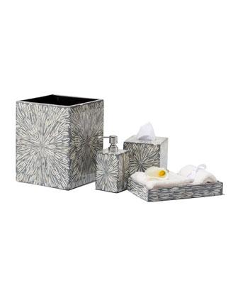 Grey Almendro Tray  and Matching Items