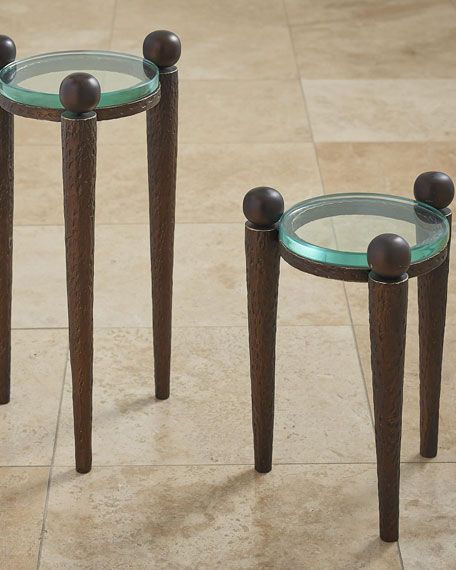 Rock On Accent Table