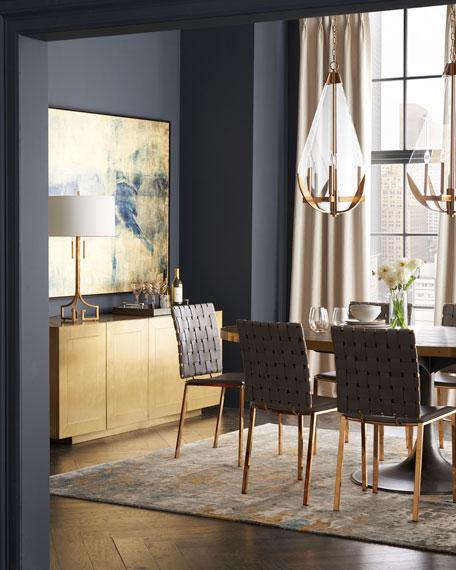Oris Acrylic Dining Table