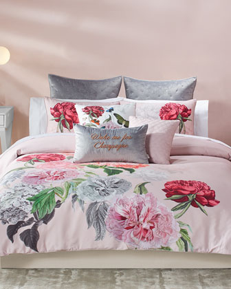 Palace Gardens Full/Queen Duvet Set  and Matching Items
