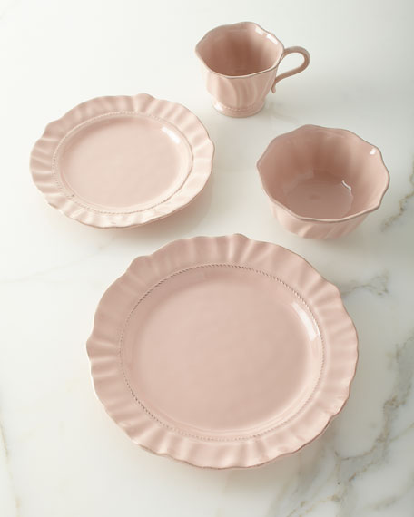Madeleine Petal Pink Dinner Plate