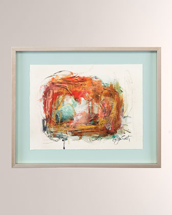 Pieces 7 Giclee Wall Art by Emily Ryan Smith  and Matching Items