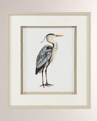 Custom Sea Bird II Giclee Wall Art  and Matching Items