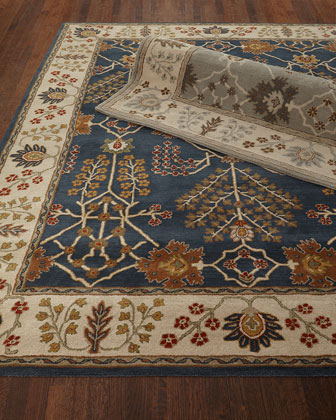 Henderson Hand-Tufted Rug  8' x 10'  and Matching Items