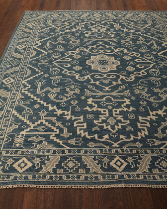 Shepard Hand-Knotted Rug