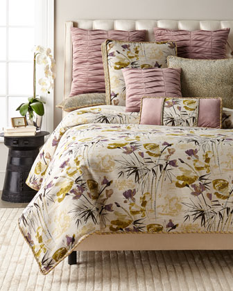 Lotus Queen Duvet and Matching Items