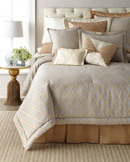 Elegance 3-Piece Queen Comforter Set