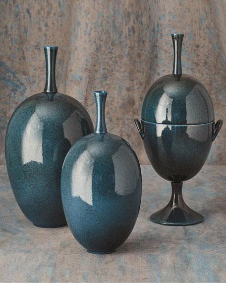Small Ovoid Vase