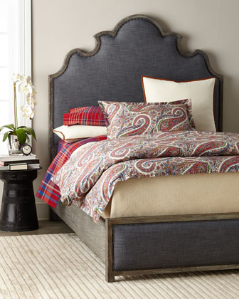 Julian Upholstered Queen Bed  and Matching Items