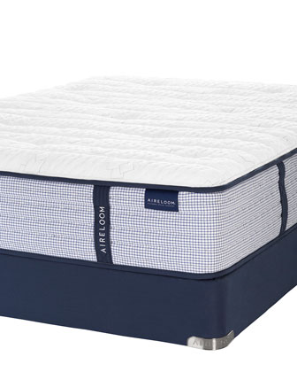 Preferred Collection Turquoise Mattress - Twin and Matching Items