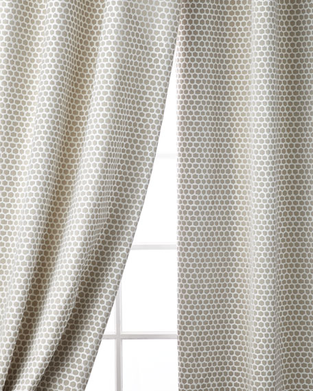 Chancery Curtain Panel, 108""