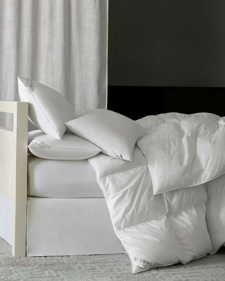 800-Fill European Down Light Weight King Duvet