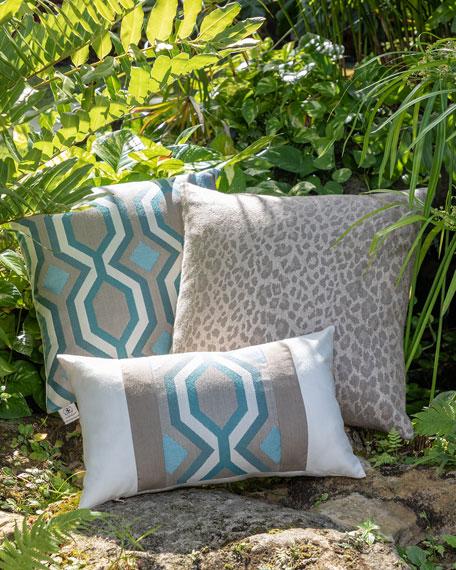 Silken Skin Sunbrella Pillow