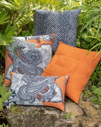 Python Lumbar Sunbrella Pillow  and Matching Items