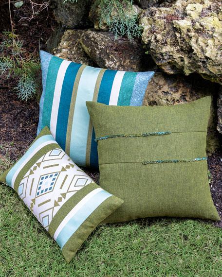 Cusco Lumbar Sunbrella Pillow