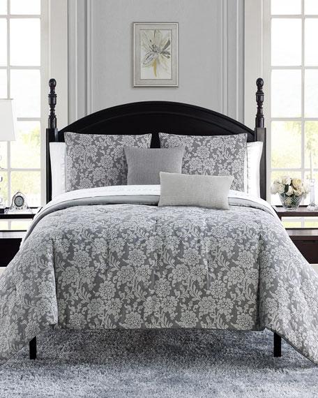 Angela 3-Piece Queen Comforter Set