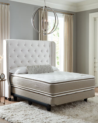 Saint Michele Villa Rosa Collection California King Mattress & Box Spring Set and Matching Items