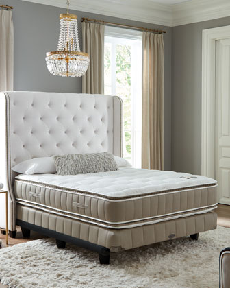 Saint Michele Windsor Collection Full Mattress and Matching Items