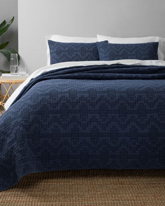 Jasper King Coverlet and Matching Items
