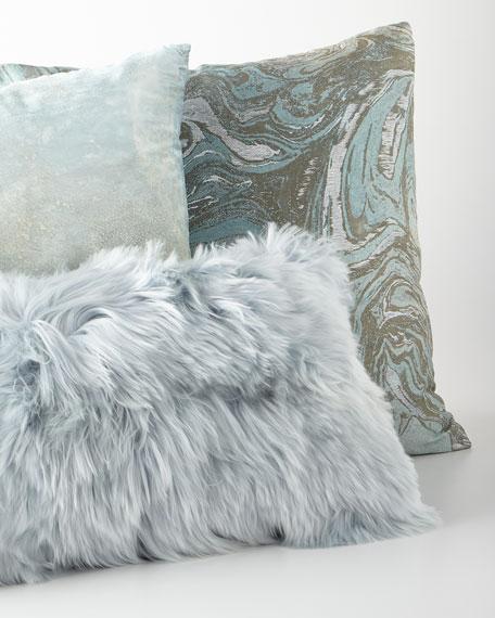 Celestite Marble Pillow