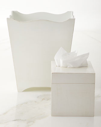 Riviera Tissue Box Cover and Matching Items