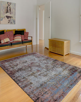 Amancio Hand-Knotted Rug  8' x 10'  and Matching Items