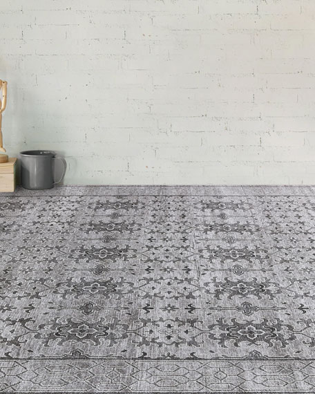 Charlton Hand-Knotted Rug, 8' x 10'