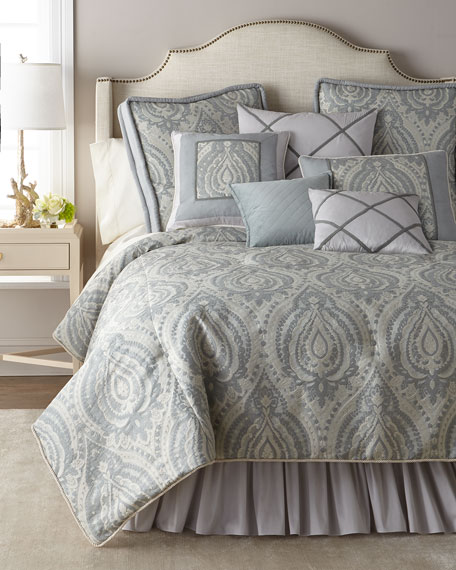 Hannah 3-Piece King Comforter Set
