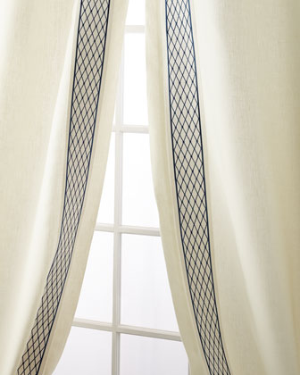 Set of Two Ambrosia Curtain Panels