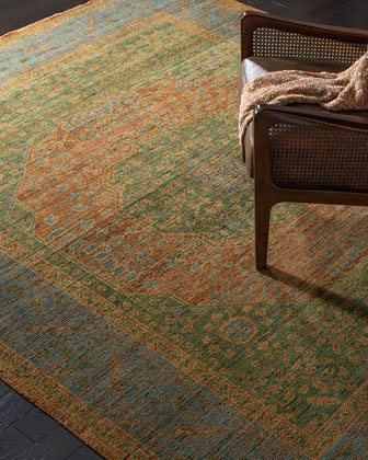 Barstow Hand-Knotted Rug