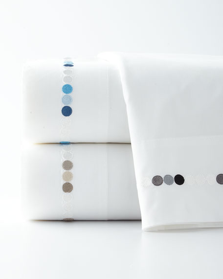 Circles Standard Pillowcases, Set of 2