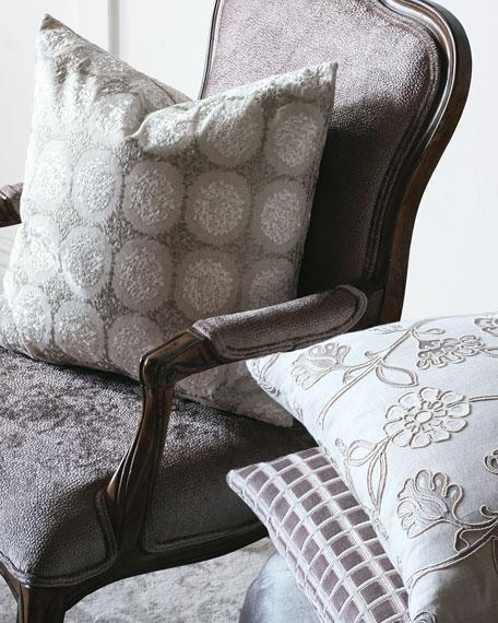 Stamp Stone Decorative Pillow