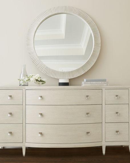 East Hampton Round Mirror