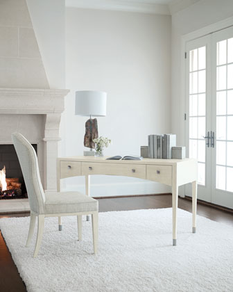 East Hampton Writing Desk  and Matching Items