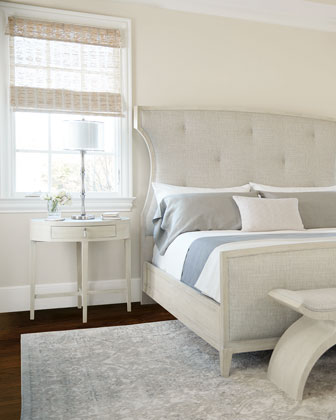 East Hampton Button Tufted California King Bed  and Matching Items