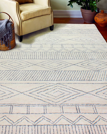 Skyline Hand-Tufted Rug, 8' x 10'