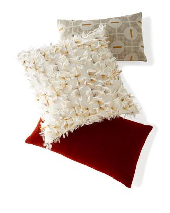Khaki Decorative Pillow and Matching Items