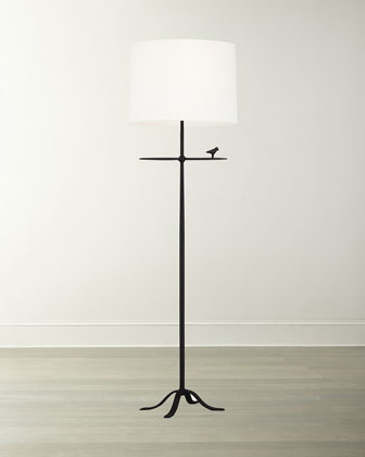Caroline 1-Light Floor Lamp  and Matching Items