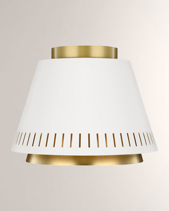 Carter 1-Light Flush Mount  and Matching Items