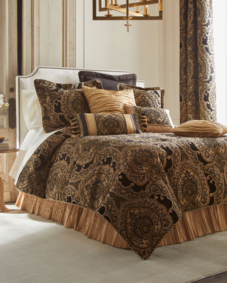 Valour 3-Piece Queen Comforter Set