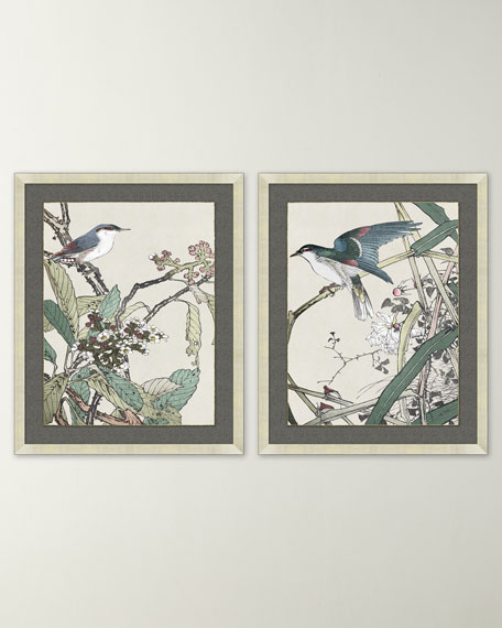 'Jade Garden 2' Wall Art
