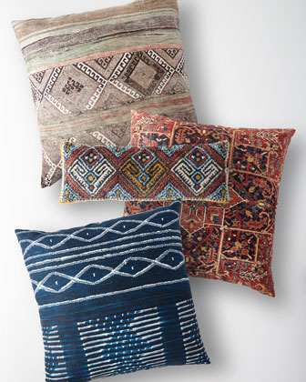 Ethnic Lumbar Pillow  13 x 35  and Matching Items