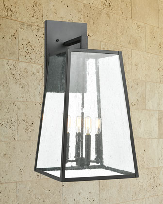 Meditterano 4-Light Outdoor  Sconce and Matching Items